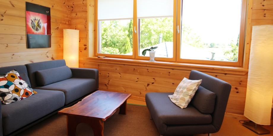 Kologische g stezimmer ferienwohnungen for Esszimmer neustadt